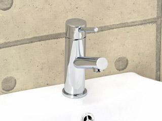 JODEN水栓金具 タワーシリーズ 1LTS<br> 洗面用混合水 【ポリッシュドクロム】