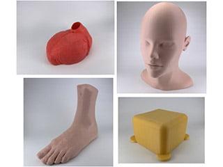 エスディーズⅠ 柔らかい製品の造形が可能