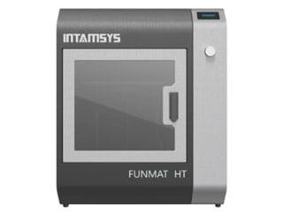 FUNMAT スーパーエンプラを含む様々な樹脂が使用可能3Dプリンター