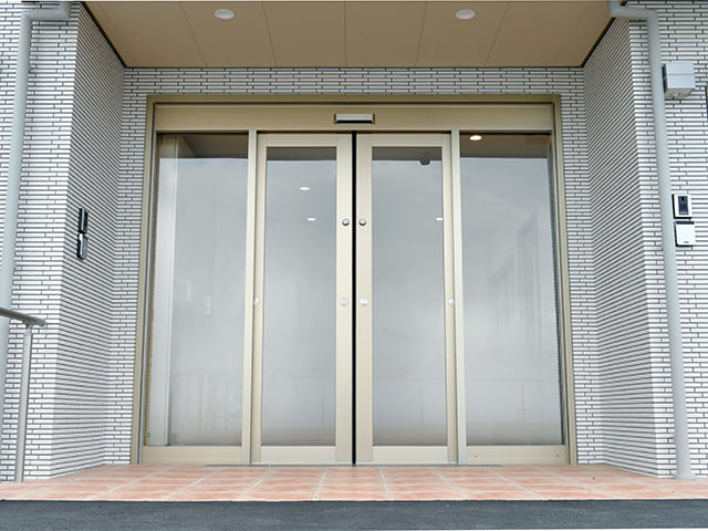 【ミズガード】防水自動ドア - アルティマ