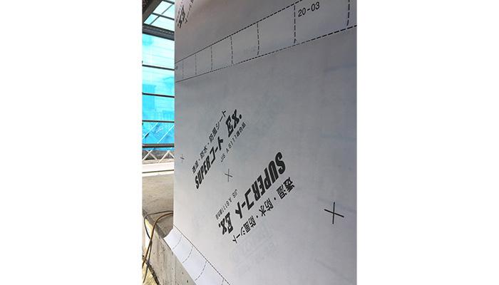 高耐久 透湿・防水シート IMA SUPERコート®EX