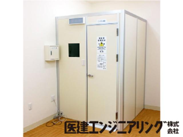 組立式エックス線防護BOX 「Med-BOX」