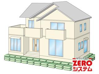 液状化防止地盤補強【ZEROシステム】