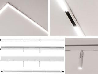 スピーカー内臓型 LEDライト【Rail】