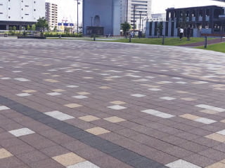 舗装ブロック【サアラ】