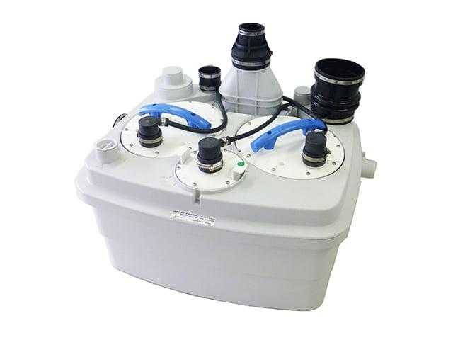圧送排水システムサニポンプシリーズ「サニキュービック2クラシック」