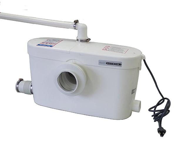 圧送排水システムサニポンプシリーズ「サニアクセス3」