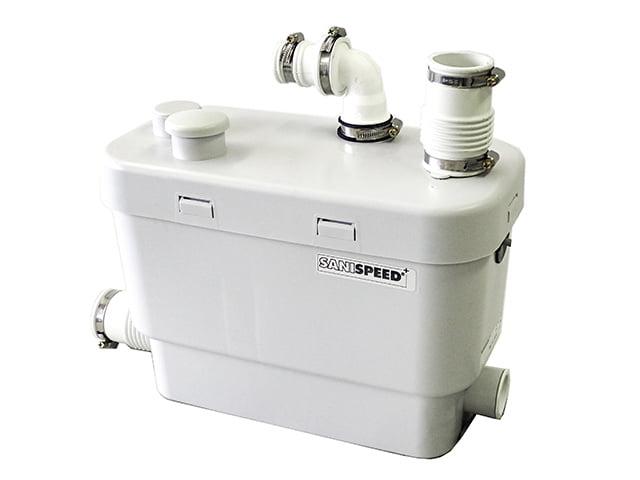 圧送排水システムサニポンプシリーズ「サニスピードプラス」