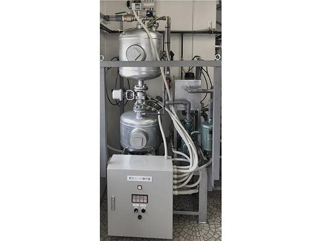 SVD(サイレント真空排水)システム