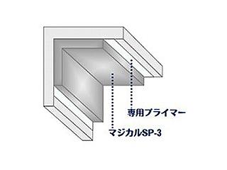 軽量速硬型補修用モルタル【マジカルSP-3】(22kg/セット)