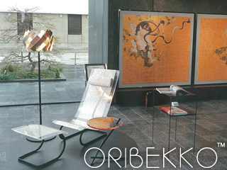 ORIBEKKO(おりべっこう) -立体が生み出す高級感-