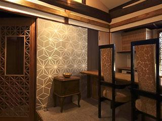 日本の伝統文様をモダンにアレンジした西陣織インテリアファブリックシリーズ「COIKI」