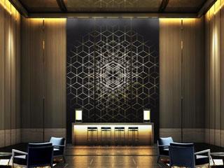 空間を優雅に彩る西陣織インテリアファブリックシリーズ「Miwaku」