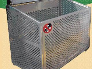 ゴミ収納ボックス【トラッシュガード】
