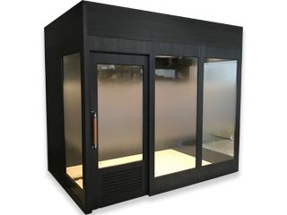 デッドスペースの有効活用にも◎ 喫煙室『スモーキングブース』