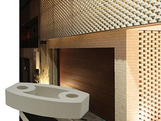 セラミックパーテーション 「セラミックスクリーン」<br> Ceramic Screen