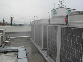 室外機散水システム 【エネクール】