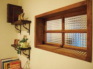 木製内装窓 なかmado