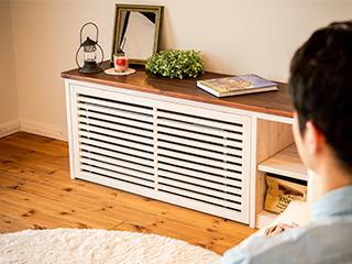 床下冷暖房システム Air Volley(エアボレー)