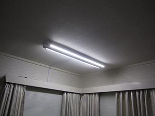 【CCFL抗菌照明】省エネ照明