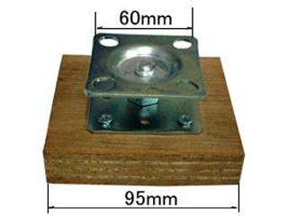 鋼製ジャッキー床束 ツカエース(低位置タイプ TK30)