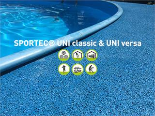 SPORTEC® UNI classic & UNI versa
