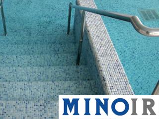 【MINOIRタイル】磁器質 モザイクタイル(JKI-09)
