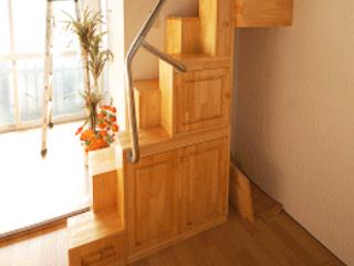 互い違い階段【家具階段】