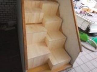 らくらくだー階段(ゆるゆる階段)