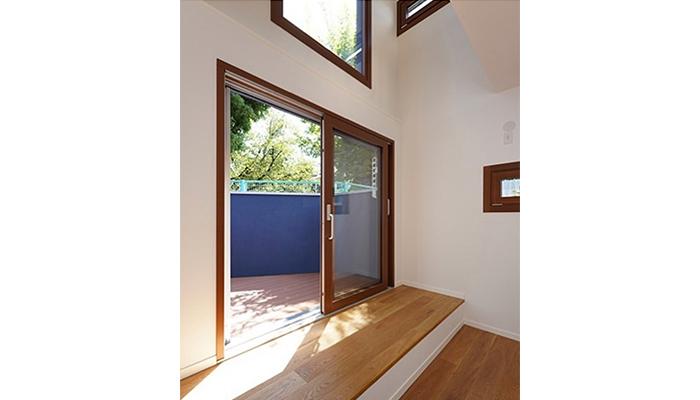 MADOBA<国産材でつくった木製窓> ヘーベシーベ/片引き⼾・引き違い⼾