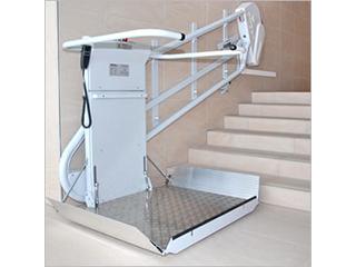 車いす用階段昇降機 OMEGA(オメガ) 屋外/屋外・直線/曲線階段用