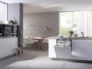 Mieleビルトイン食器洗い機 (60cm幅)