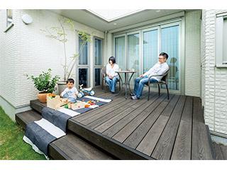 ガーデンデッキ【ハイブリッド彩木】