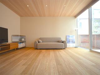 床暖房対応フローリング