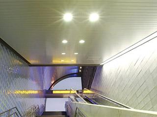 アルミ天井材 フックパネルシステム
