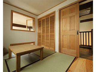 木製室内ドア「イーストヘムロックドア」