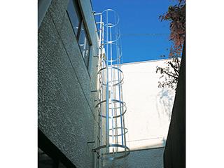 梯子用安全柵【ST-2502】