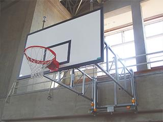 体育施設 バスケットゴール