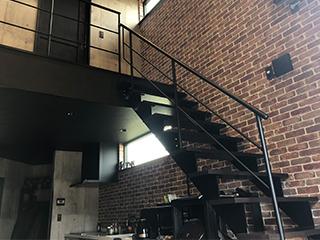 オーダーメイド階段