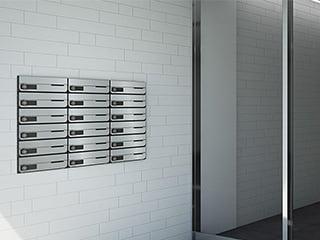 大型郵便対応ポスト【D-ALL】