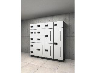 集合住宅向け宅配ボックス【KS-TLK450 / KS-TLK500】