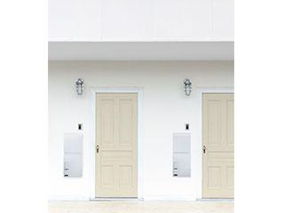 集合住宅向け 宅配ボックス 壁付タイプ【KS-TLT340】