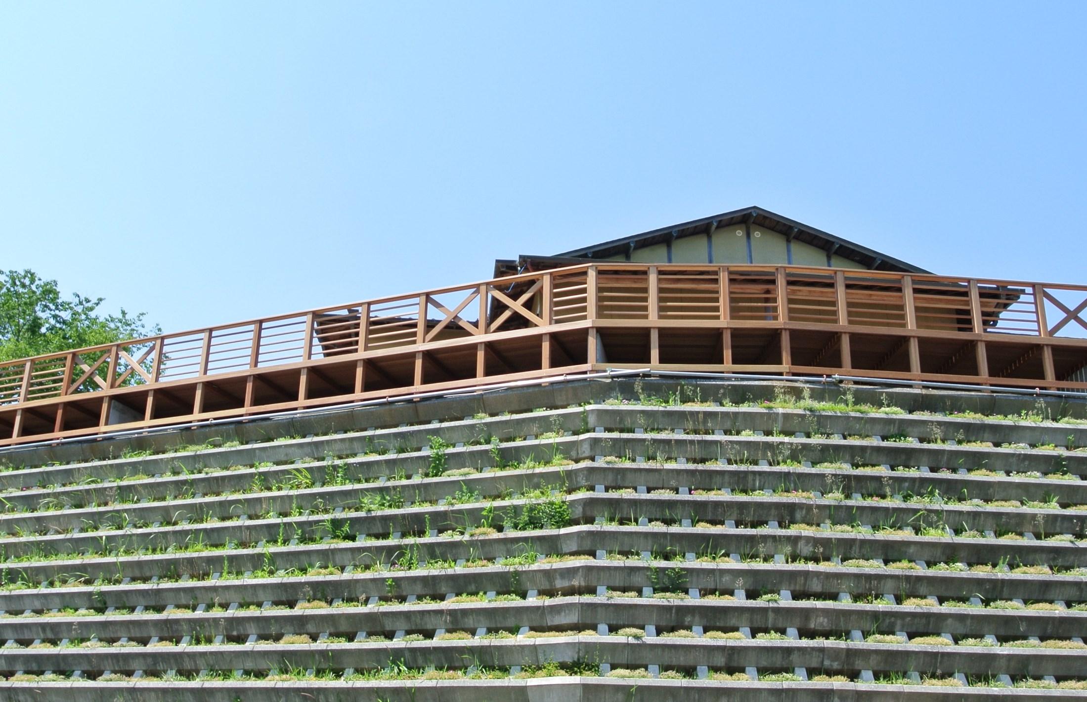 NGSハードウッド ウッドフェンス