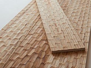 不燃木材 表面加工(クラフトマンパネル) CHOUNA等々