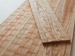 不燃木材 表面加工(クラフトマンパネル) SAZANAMI等々