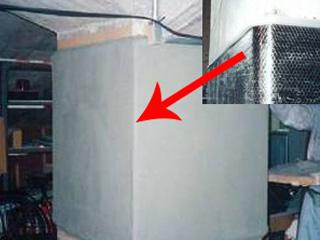 繊維巻立て表面仕上げ材 B-10mm工法