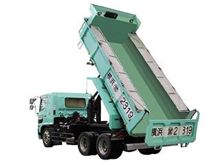 ダンプトラック用積載物計量装置【スケールダンプ】