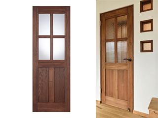 LOHAS material無垢建具 Entry model【室内用ドア】
