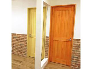 LOHAS material無垢建具 TP model【室内用ドア】