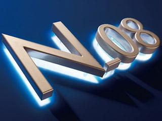 nanoLEDシリーズ「N-08(裏面発光)」